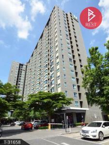 For SaleCondoRamkhamhaeng, Hua Mak : Condo for sale U Delight @ Huamark Station Bangkok ready