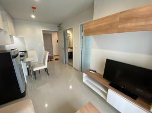 For RentCondoBang Sue, Wong Sawang : Condo for rent, Rich Park Tao Poon, next to MRT Tao Poon, 15th floor, north, 1 bedroom, 1 bathroom, 8,500 baht, 0979495559