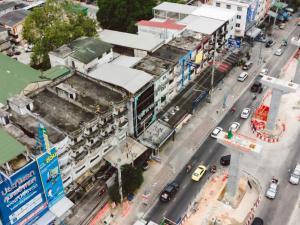 ขายตึกแถว อาคารพาณิชย์สำโรง สมุทรปราการ : ขาย อาคารพาณิชย์ดัดแปลง 13 คูหา เนื้อที่ 239 ตารางวา ริมถนนเทพารักษ์ ใกล้รถไฟฟ้า สำโรง และ รถไฟฟ้าสายสีเหลือง - ลาดพร้าว ราคา ขาย 60 ล้านบาท