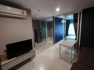 For SaleCondoSamrong, Samut Prakan : (Code T17056403) Aspire Erawan for sale, fully furnished, next to BTS Green Line Chang Erawan Station