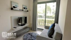 For SaleCondoRatchadapisek, Huaikwang, Suttisan : CE001_M✨Condo Centric Huai Khwang Station, new room, good price ⚡ Selling loss ⚡ Built-in furniture - complete electrical appliances