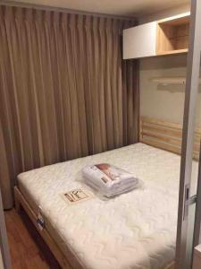 เช่าคอนโดคลองเตย กล้วยน้ำไท : คอนโดให้เช่า Lumpini Place Rama 4-Ratchada  ประเภท 1 ห้องนอน 1 ห้องน้ำ ขนาด 25 ตร.ม. ชั้น 8