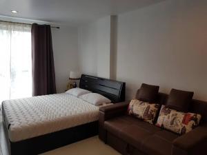 For RentCondoRangsit, Patumtani : Condo The Center Zeer Rangsit for rent, 4th floor