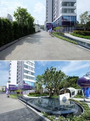 For SaleCondoSukhumvit, Asoke, Thonglor : Sale !!!!! XT Ekkamai 1 bedroom, high floor, fully furnished.
