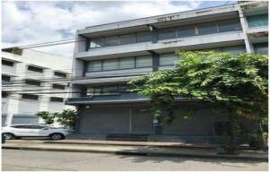 For RentShophouseLadprao101, The Mall Bang Kapi : NA-B4016 2 storey commercial building for rent, area 400 sq m, suitable for office, Ladprao 122.