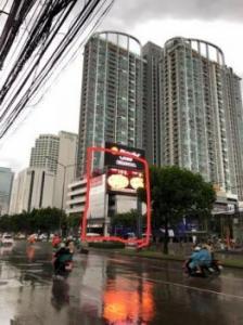 เช่าตึกแถว อาคารพาณิชย์รัชดา ห้วยขวาง : NA-B4014 ให้เช่าอาคารพาณิชย์ 6 ชั้น 3 คูหา พื้นที่ 1000 ตารางเมตร ติดถนนรัชดาภิเษก เหมาะกับหลายธุรกิจ