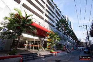 เช่าสำนักงานนานา : NA-B4017 ให้เช่าสำนักงาน The Trendy Building สุขุมวิท 13 ใกล้ BTS นานา