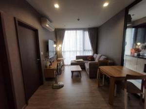 ขายคอนโดบางซื่อ วงศ์สว่าง เตาปูน : ขายคอนโด The Line Wongsawang 2 ห้องนอน วิวสระ
