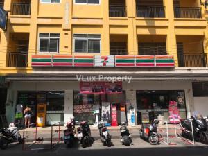 For SaleShophousePhuket, Patong : 3 Connected shop units near Jungceylon for sale