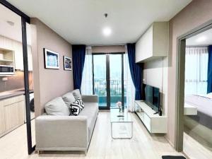 เช่าคอนโดบางนา แบริ่ง : 💕 ให้เช่าคอนโด Ideo O2 บางนา 2 ห้องนอน 1 ห้องน้ำ ห้องใหญ่ ขนาด 46 ตรม. ตกแต่งสวยพร้อมเข้าอยู่ได้เลย