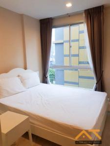 เช่าคอนโดคลองเตย กล้วยน้ำไท : ให้เช่า Metro Luxe Ekkamai-Rama 4  ขนาด 24 ตร.ม. 1ห้องนอน ห้องสวย พร้อมอยู่