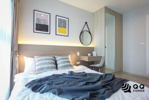 For SaleCondoRama9, RCA, Petchaburi : For Sale  The Privacy Rama 9  1Bed , size 27 sq.m., Beautiful room, fully furnished.