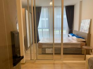 For RentCondoOnnut, Udomsuk : 🔥For rent Chambers On-nut Station new room good price 🔥