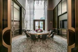 For SaleCondoWongwianyai, Charoennakor : Condo for sale The Residence Mandarin Oriental Bangkok (ICONSIAM) 3 bedrooms CB02 46th floor area 229 sq.m.