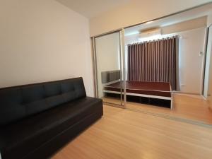 For RentCondoBangbuathong, Sainoi : Release Plum Condo Bangyai Station 1 Bedroom 26 sq m, 6th Floor, Building E / 5,000B