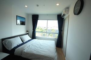 For RentCondoPattanakan, Srinakarin : Condo for rent, Lumpini Place Huamark, near ARL Hua Mak, ready to move in.