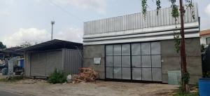 For RentWarehouseRathburana, Suksawat : Warehouse for rent 60 sq.w. 1 floor, 2 bedrooms, 2 bathrooms, Soi Laoped Suksawat 64- ER-210124.
