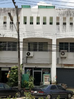 For SaleShophouseRangsit, Patumtani : 3-storey commercial building for sale, Supalai Buri Khlong Si