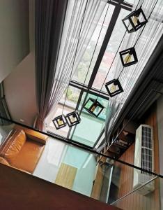 ขายคอนโดพระราม 9 เพชรบุรีตัดใหม่ : ♡♡♡ 1 Bed Duplex 80 Sq.m. SALES @ 10.5M ♡♡♡