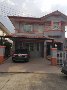 For SaleHouseRama5, Ratchapruek, Bangkruai : Quick sale !!! Below the market price of a single house, Siwalee Village, Ratchapruek
