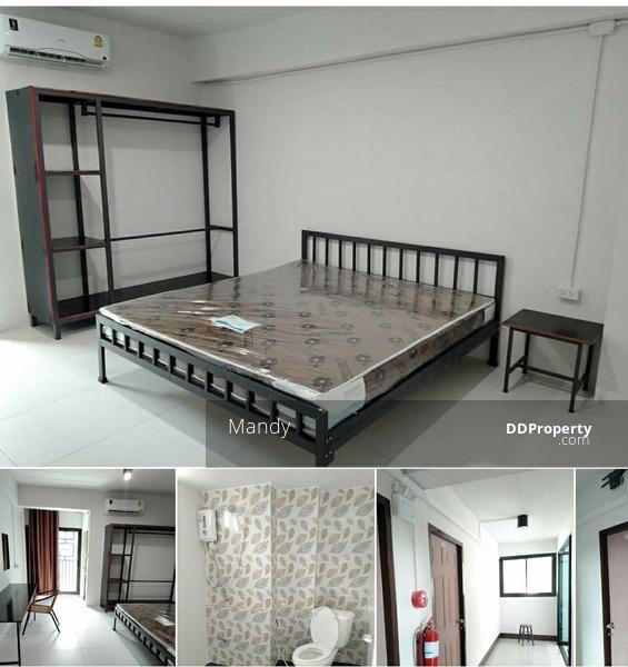 For SaleBusinesses for salePrachin Buri : NDP104 - Apartment for sale, 104 rooms, area 500 sq. wa. , near the 304 industrial estate, Prachinburi province.