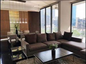 For RentCondoSukhumvit, Asoke, Thonglor : +++ Urgent rental +++ Domus 18 ** 3 bedrooms 212 sq m, 7th floor, stylishly decorated room