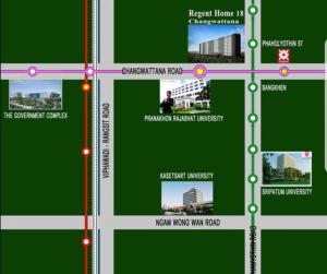 ขายคอนโดวิภาวดี ดอนเมือง หลักสี่ : ขาย คอนโด Regent home 18 (รีเจ้นท์ โฮม 18 แจ้งวัฒนะ-หลักสี่) ใกล้รถไฟฟ้า ใกล้เซ็นทรัลรามอินทรา