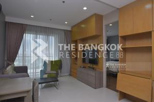 For RentCondoRatchathewi,Phayathai : Condo for Rent!! High Floor Condo for Rent Near  BTS Victory Monument - M Phayathai @20,000 Baht/Month