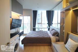 For RentCondoRatchadapisek, Huaikwang, Suttisan : NB006_N😍💖Condo Noble Revolve Ratchada, fully furnished, very beautiful decorated room 😍💖