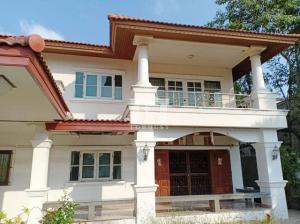 For SaleHouseBang kae, Phetkasem : House for sale with warehouse, area 1 rai, Phetkasem, Bang Bon 4, Nong Khaem