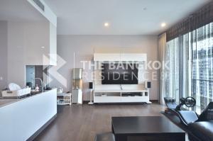 For RentCondoRama9, RCA, Petchaburi : Q Asoke 3Bed3Bath Rent @ 80k. ♡ MRT Phetchaburi