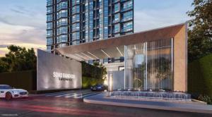 Sale DownCondoRatchadapisek, Huaikwang, Suttisan : Urgently !!! Sell down SOHO Bangkok Duo Space rooms have a lot of discounts!