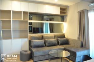 For RentCondoRama9, RCA, Petchaburi : LP008_N😍💖Condo Lumpini Suite Phetchaburi-Makkasan, beautiful room, fully furnished, ready to move in 😍💖