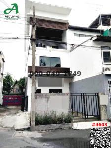 For RentTownhouseRathburana, Suksawat : For rent 3-storey townhome Soi Suksawat 37 Rat Burana * can make an office *