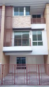 For RentTownhouseRattanathibet, Sanambinna : Rent 3-storey townhome, Sanambinnam Junction 💢 Plus City Park, Sanambinnam, near the label division