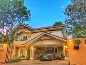 ขายบ้านเชียงใหม่ : ขายด่วน บ้านแสนสราญ หางดง เชียงใหม่ ที่ดินเหลือสร้างบ้านหรือสระว่ายน้ำเพิ่มได้