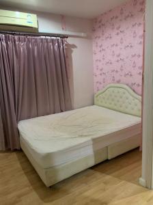 For RentCondoChengwatana, Muangthong : Condo for rent, The Parkland Ngamwongwan-Khae Rai, size 30 sq m, 24th floor, ready to move in.