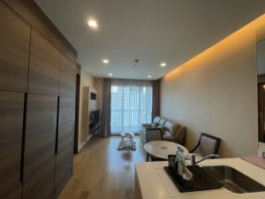 เช่าคอนโดสาทร นราธิวาส : ‼️BEST PRICE‼️ THE ADDRESS SATHORN 12 Nice 1 bedroom 48 sqm 22,000 thb!!!!