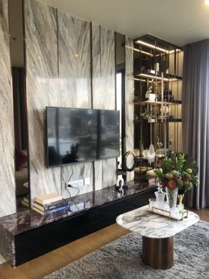 For SaleCondoSukhumvit, Asoke, Thonglor : Ideo Q sukhumvit 36, 2 bedrooms, size 64 sq m.