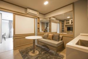 For RentCondoRama9, RCA, Petchaburi : Rent 12,000 baht / month Beautiful room ready to move in