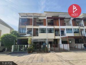 For SaleTownhouseNawamin, Ramindra : 3-storey townhome for sale, Signature Watcharaphon project, Bang Khen, Bangkok