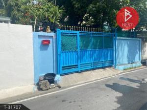 For SaleHouseSamrong, Samut Prakan : 2 storey detached house for sale, Bang Pu 43, Samut Prakan
