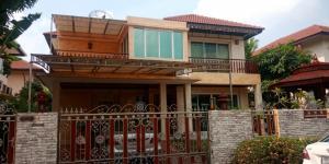 For RentHouseBangna, Lasalle, Bearing : House for rent in Bangna-Srinakarin