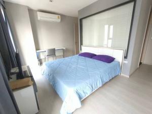 For RentCondoSukhumvit, Asoke, Thonglor : Rent ✨Rhythm sukhumvit36-38✨ 1 bedroom, size 49 sqm., Corner room, special size, very good price, only 24000 baht, contact Nat 095-987-9669