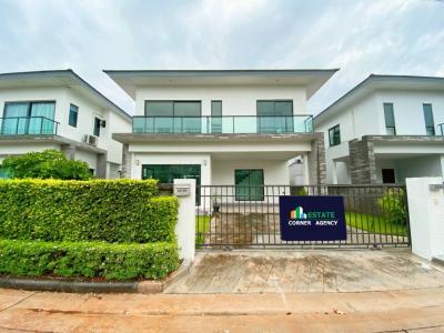 For SaleHouseVipawadee, Don Mueang, Lak Si : ขาย บ้านเดี่ยว sky สกาย ดอนเมือง สรงประภา