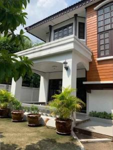 For RentHouseLadprao101, The Mall Bang Kapi : NA-H5033 2 storey detached house for rent, Ladprao 115, fully furnished. And electrical appliances