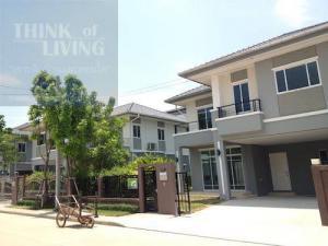 For SaleHouseBang kae, Phetkasem : Urgent sale, single house, good condition, Bang Khae district, Kanchanaphisek, behind the corner