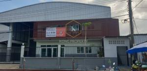 เช่าโกดังรังสิต ธรรมศาสตร์ ปทุม : ให้เช่า โกดัง พร้อมออฟฟิศ 1,080 ตร.ม. คลองหลวง , ปทุมธานี Warehouse for rent with office 1,080 sq m., Khlong Luang, Pathum Thani