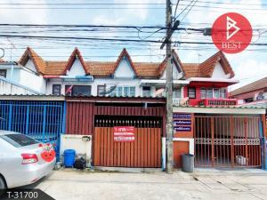 For SaleTownhouseRangsit, Patumtani : Townhouse for sale ready. Blue villages Lam Luk Ka-Khlong 2, Pathum Thani