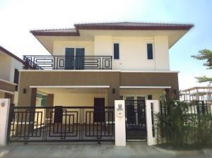 ขายบ้านลาดกระบัง สุวรรณภูมิ : ขายบ้านเดี่ยว Villa Nakarin on nuch – wongwan Selling Price : 12,900,000 MB. Call/Line : 0990950009